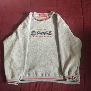 Coca- Cola Sweatshirt